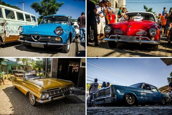 Alfa Romeo, Karmann Ghia, Impala e