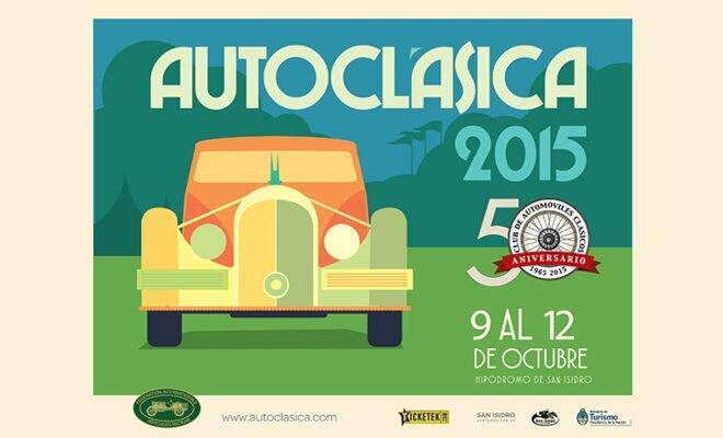Autoclásica 2015 – San Isidro, Buenos Aires – Argentina